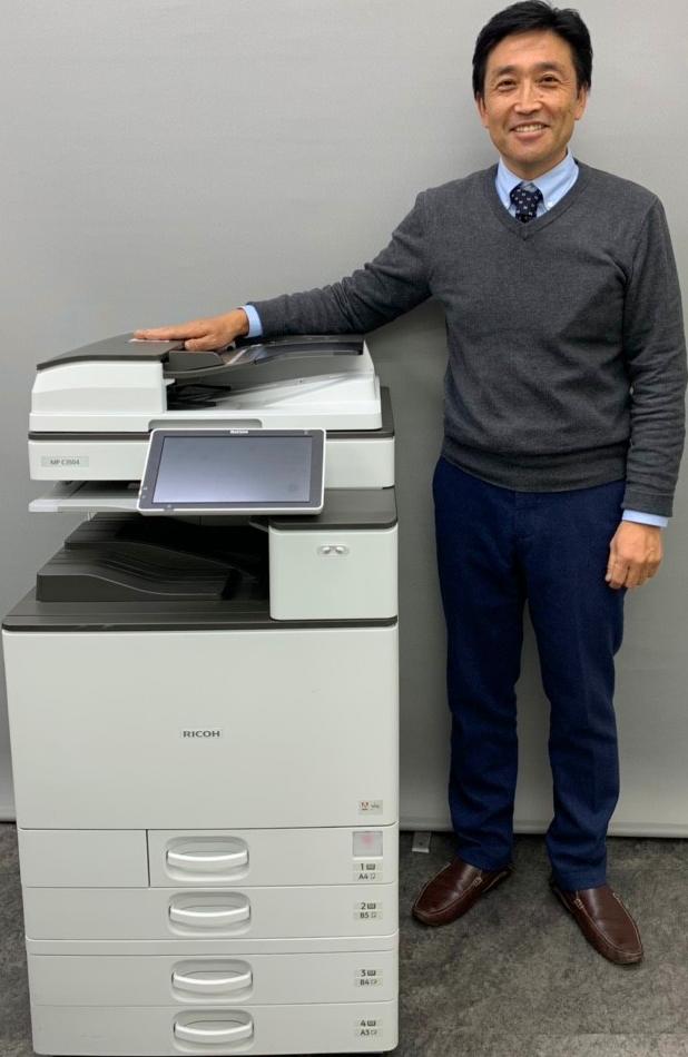 コピー機はともだち